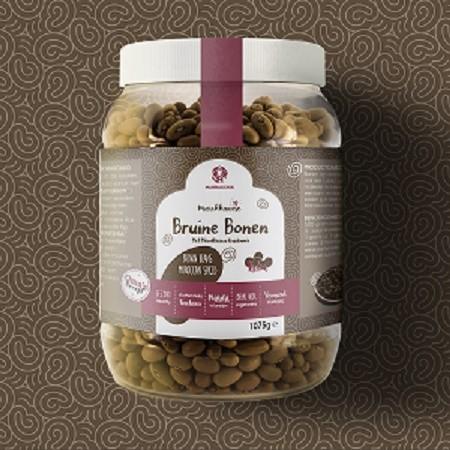 Marrakshia bruine bonen + kruidenmix 1075gr