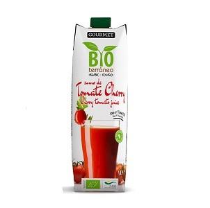 BIOterráneo juice Cherry tomatensap 1 liter