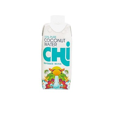 Kokoswater/ Coconut water 330ml. Chi