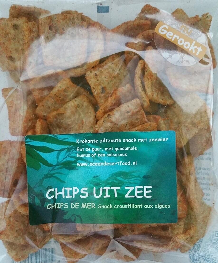 Chips uit zee met gerookte paprika Your Well
