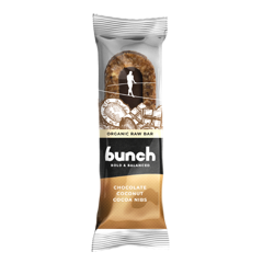 Kokos & Cacao reep 40gr. Bunch