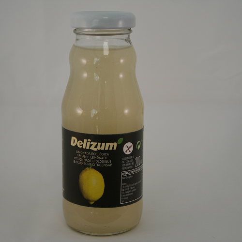Citroensap BIO 200ml. Delizum