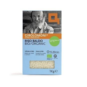 Rijst witte baldo BIO 1kg. Girolomoni