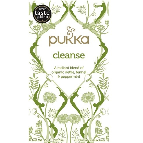 Pukka thee cleanse 20 x 2 gram