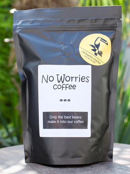 No Worries Cockatoo koffie 500 gr