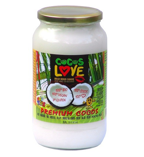 Cocoslove kokosboter 1000ml