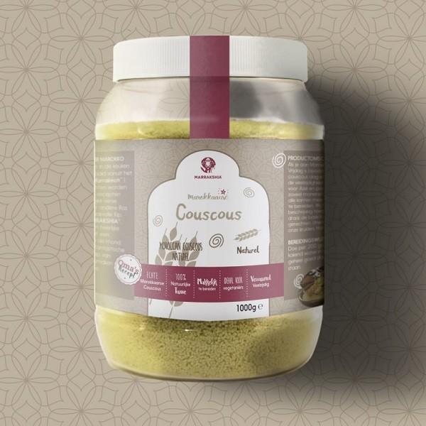Marrakshia couscous volkoren 900 gram