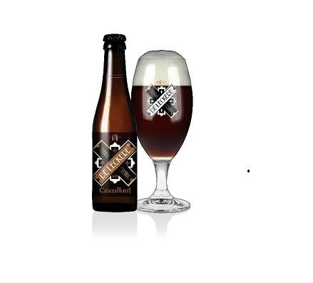 De Leckere bier Crom Hout 250 ml