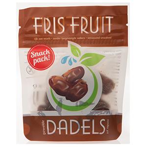 Dadels zonder pit BIO Fris gedroogd Fruit 70gr.