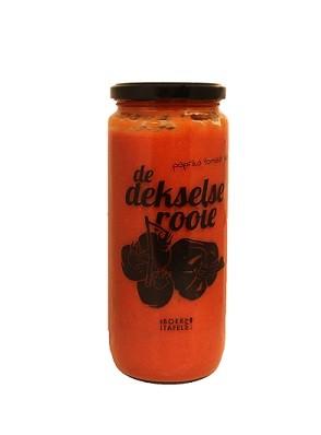 Boer aan Tafel de dekselse rooie paprika & tomatensoep 530 ml