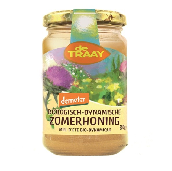 De Traay zomer honing creme 350 gr