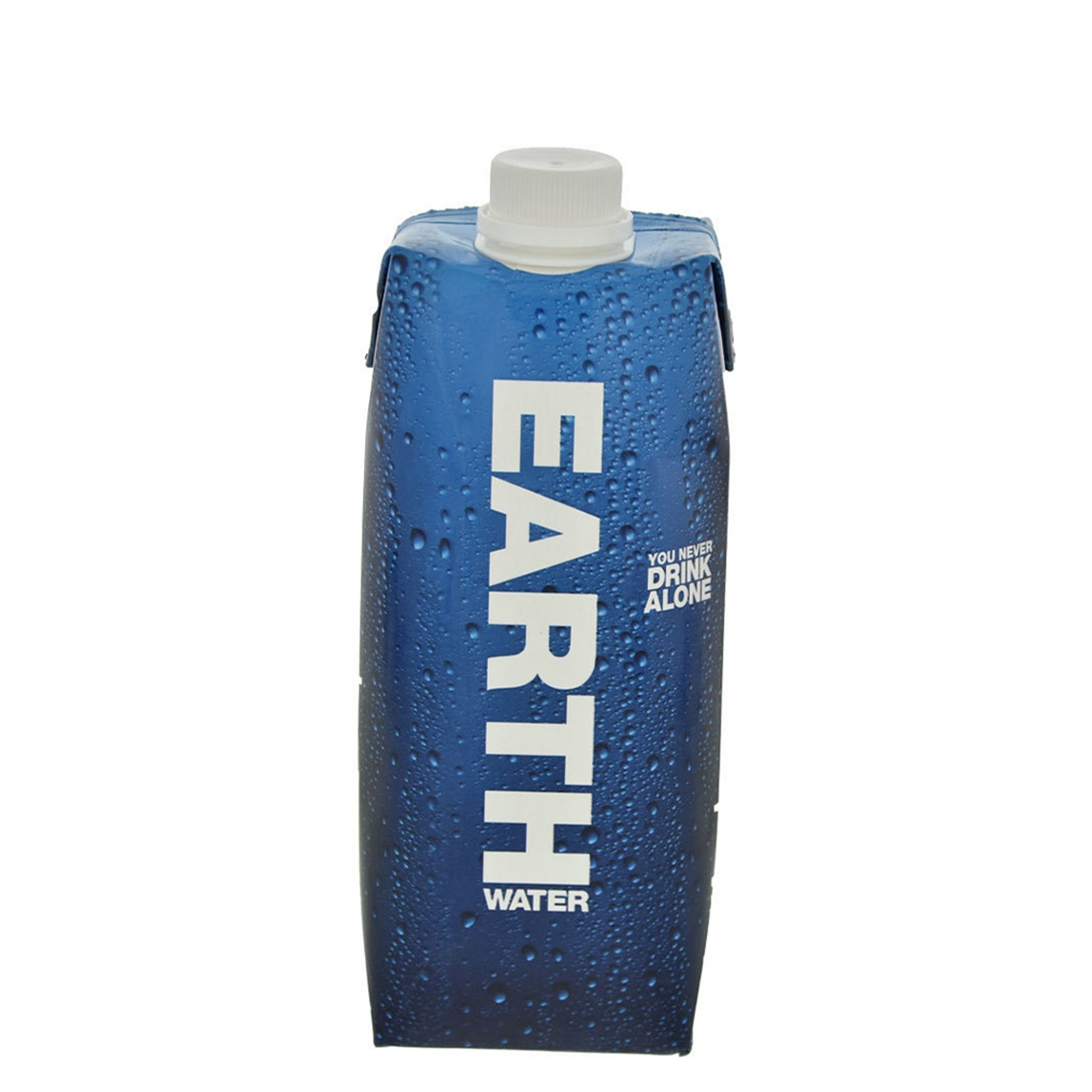 Earth Water plat Tetra Pack 24st. 500ml.