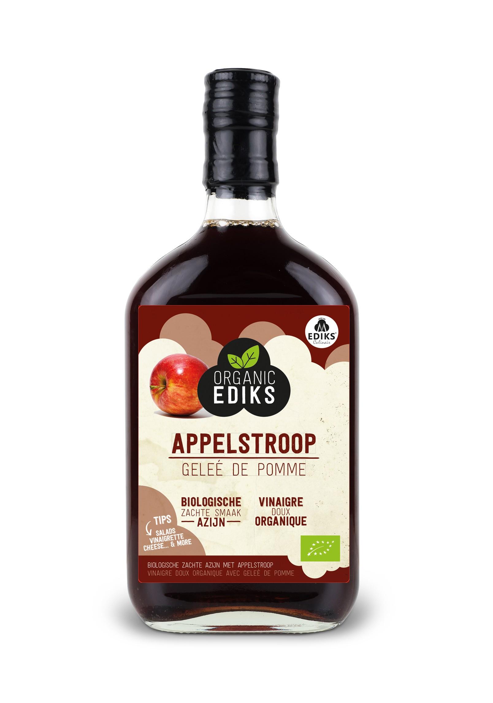 Ediks Appelstroop BIO 350 ml