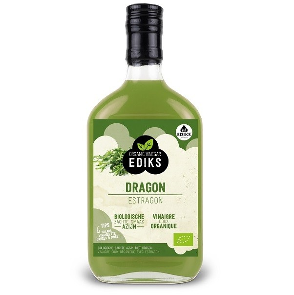 Ediks dragon azijn BIO 350 ml
