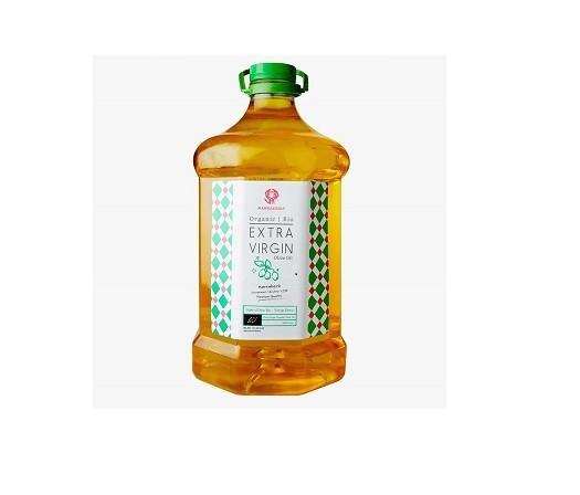 Marrakshia extra vierge bio olijfolie horeca 5 liter