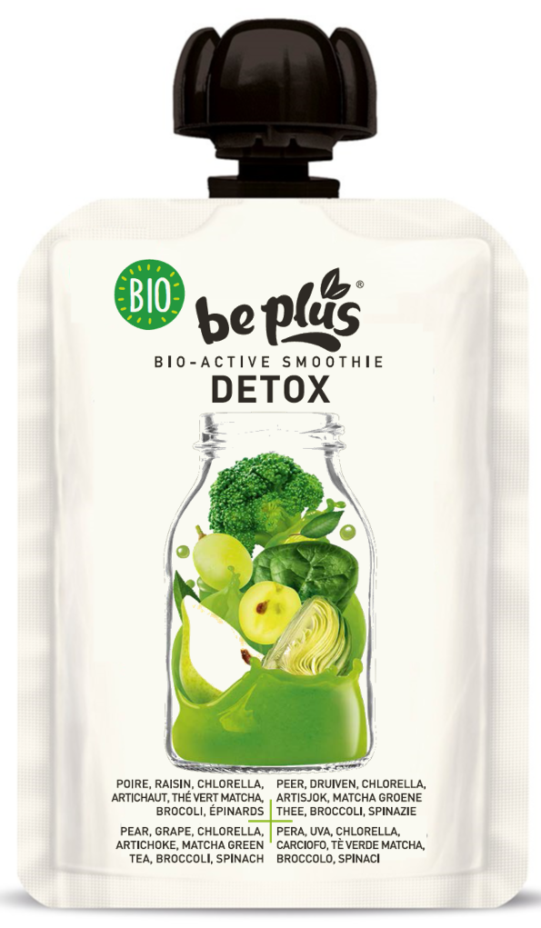 Smoothie detox 14 st. BIO Be Plus