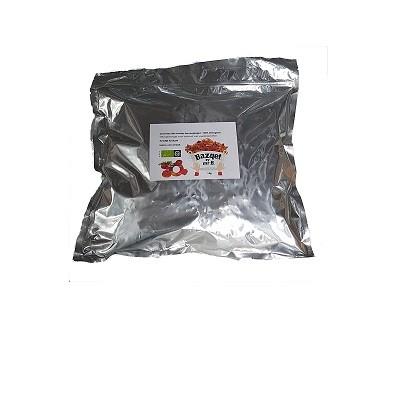 Groente Crunchy mix gedroogde groenten zak BIO 1000gr. Bazqet