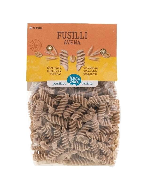 Pasta Fusilli Avena 250gr. TerraSana