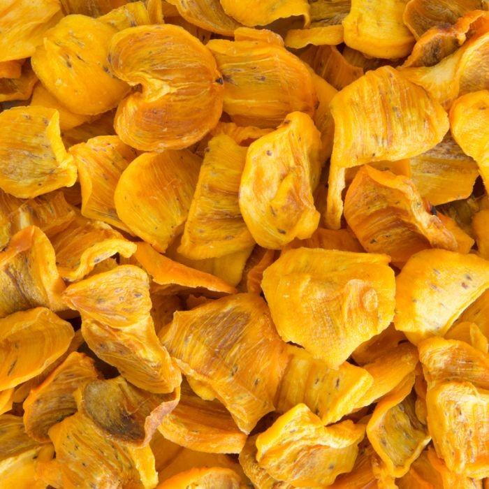 Kaki gedroogd Fruit 80 gr. Natuurgroothandel