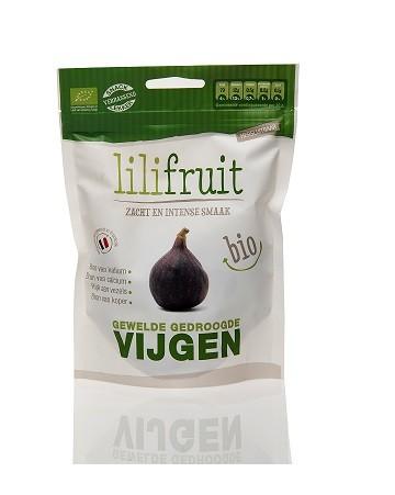 Vijgen geweld en gedroogd BIO 150gr. Lilifruit