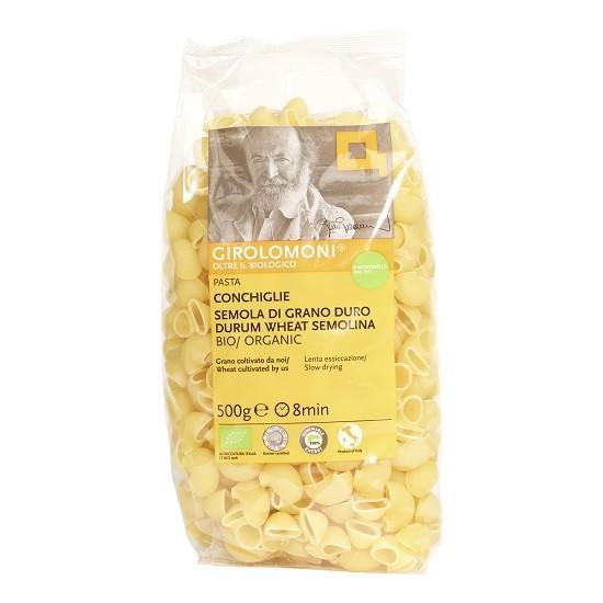 Girolomoni pasta conchiglie BIO 500 gr