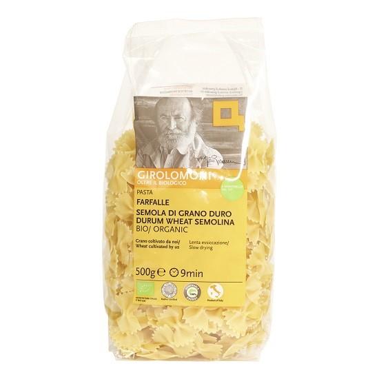 Girolomoni pasta farfalle BIO 500 gr
