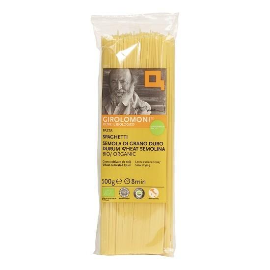 Pasta spaghetti BIO 500gr. Girolomoni