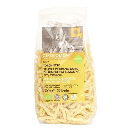 Girolomoni pasta torchiette BIO 500 gr