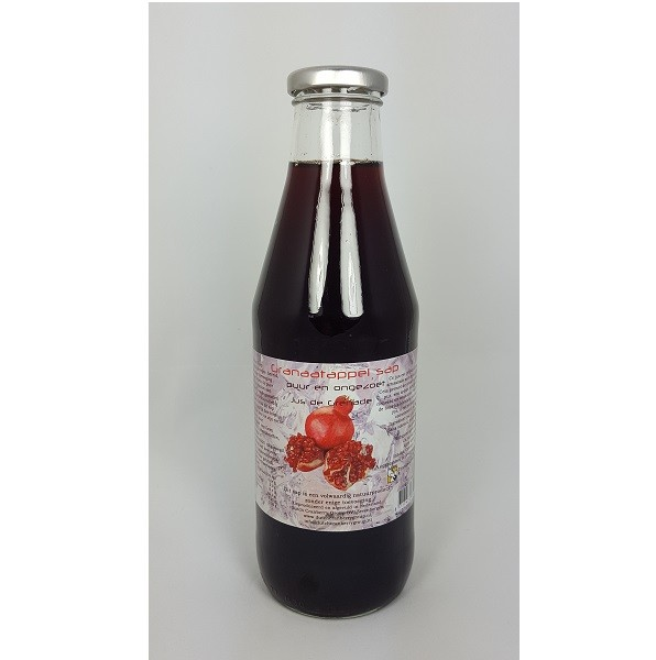 Dutch Cranberry Granaatappelsap 750 ml