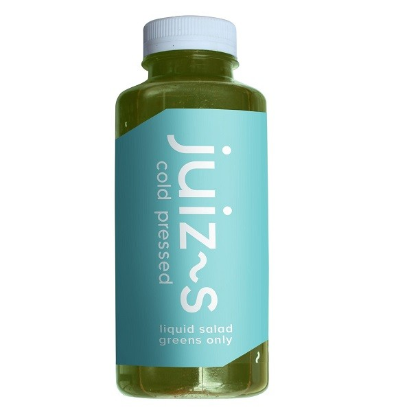 Liquid salad groenten 380ml. Juiz~s
