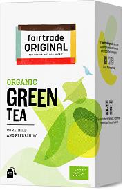 Groene thee BIO 20x2gr. Fairtrade