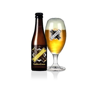 Bier Gulden Craen De Leckere BIO flesje 250ml
