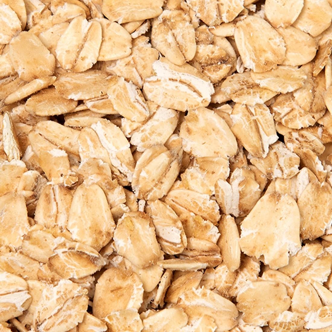 Havervlokken Bio grof zak 25kg. Natuurgroothandel