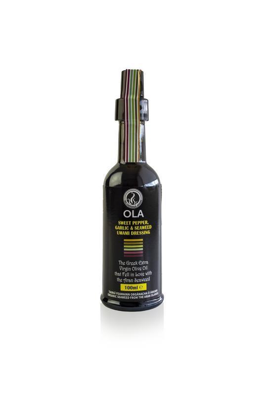 Ola olijfolie met zeewier extractspray BIO 100ml.