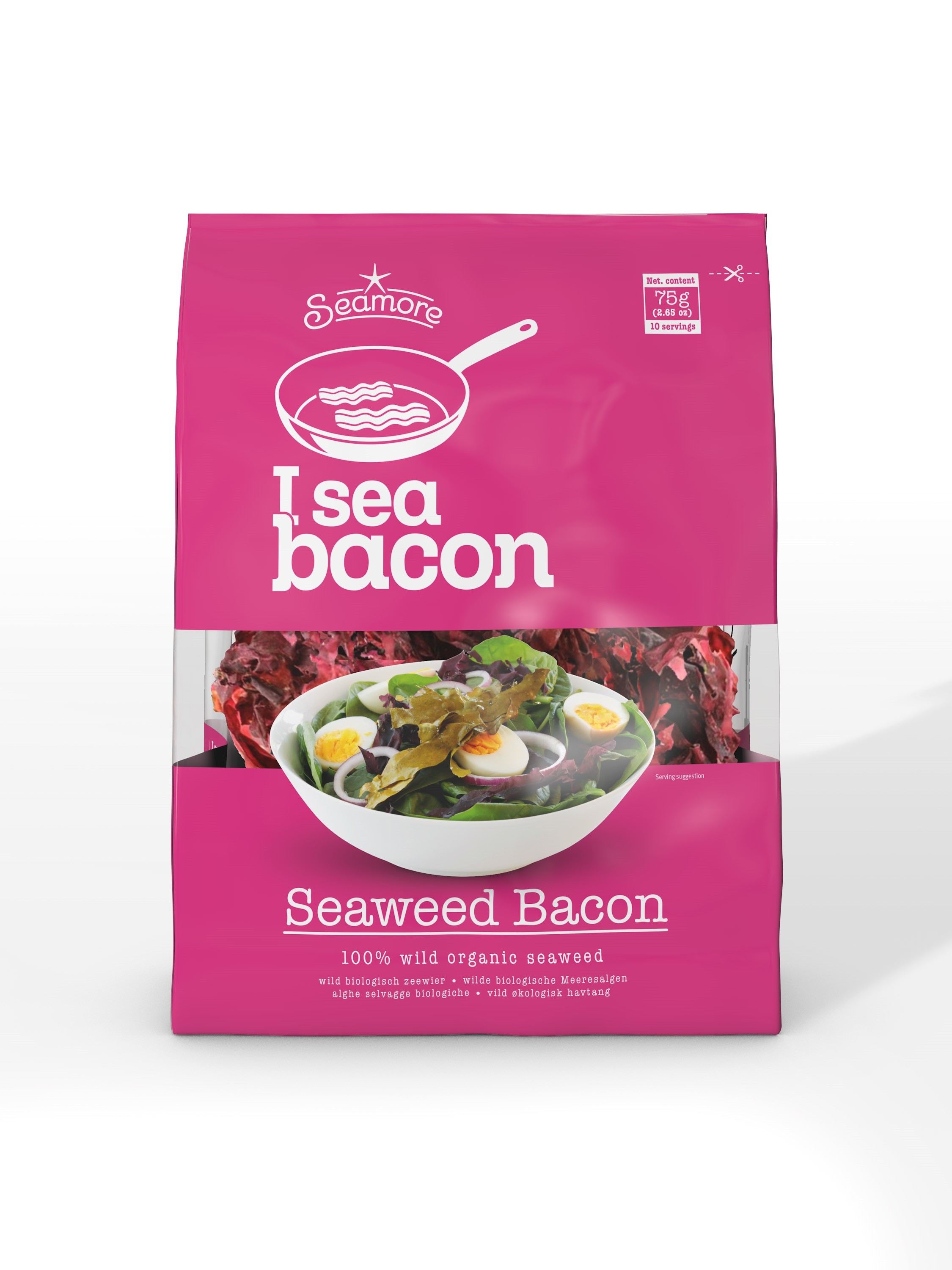 Seamore I sea bacon 75 gr