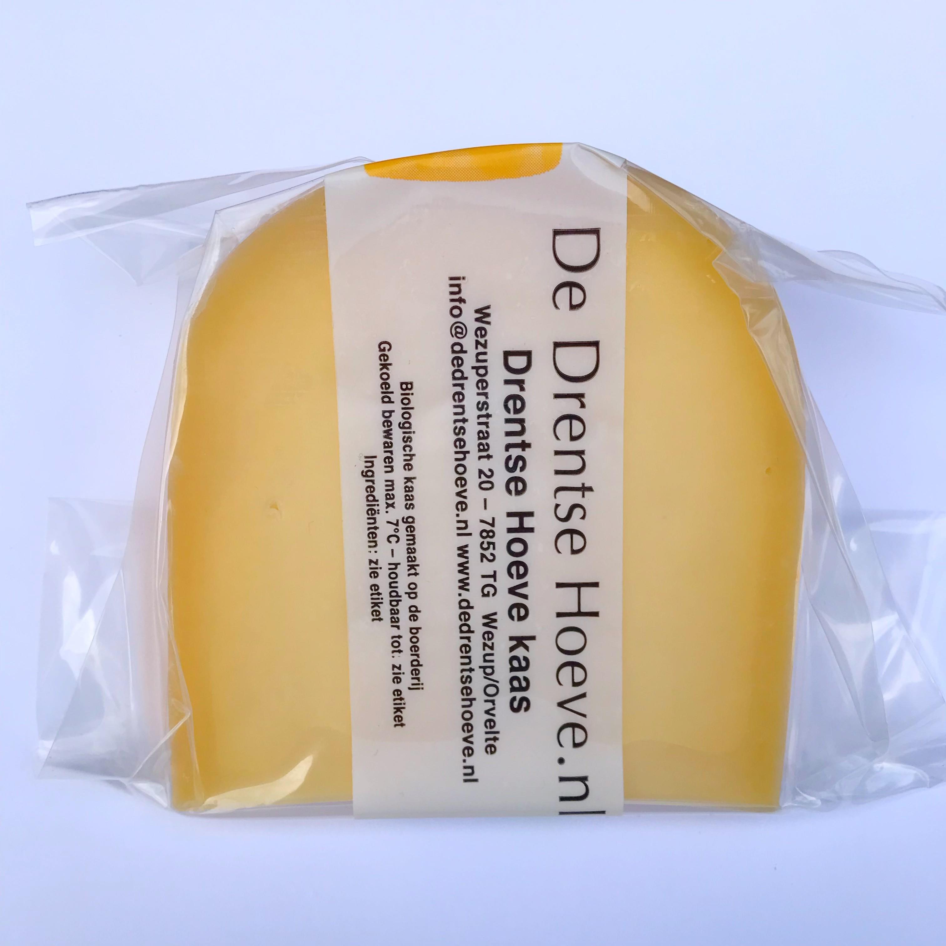 Jong belegen kaas De Drentse Hoeve