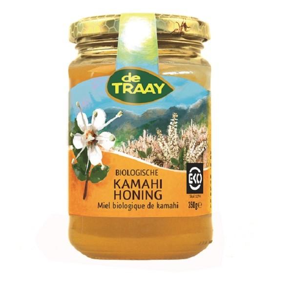 De Traay kamahi honing eko 350 gr