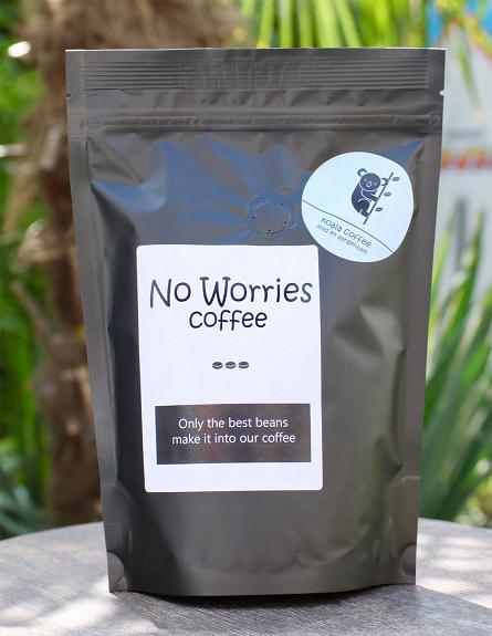 No Worries Koala koffie 1000 gr