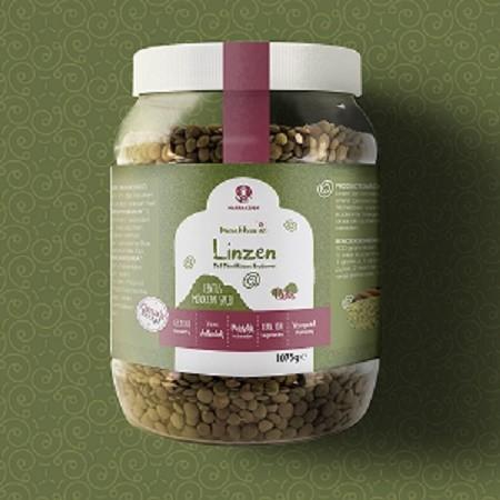 Marrakshia groene linzen + kruidenmix 1075 gr