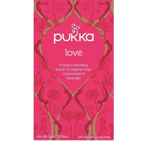 Pukka thee love 20 x 2 gram