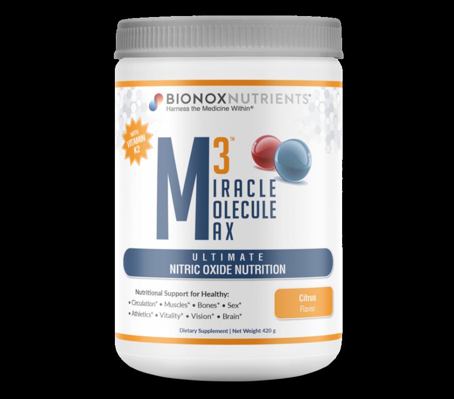 BioNox Miracle Molecule Max(M3) Citrus 420gr. BlueNature