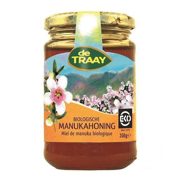De Traay manuka bos honing eko 350 gr