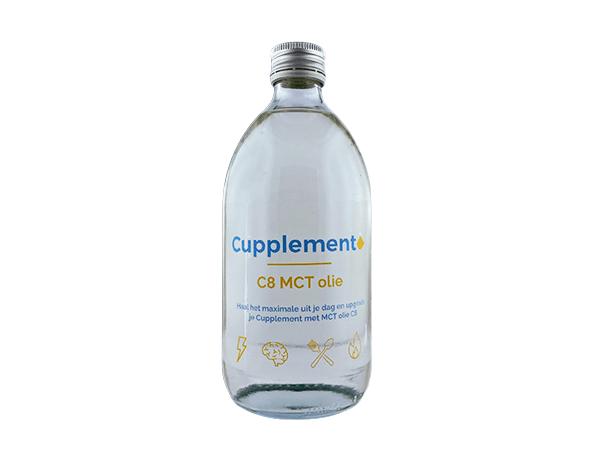 MCT-olie C8 (500ml.)