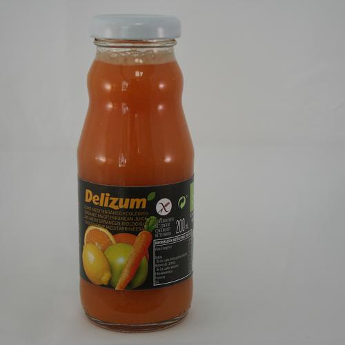 Delizum Mediterraneesap BIO 200 ml