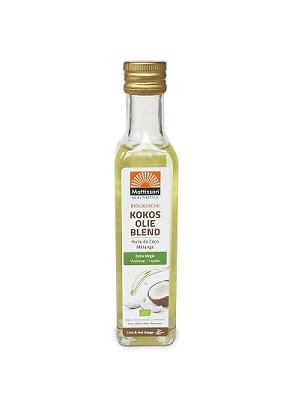 Kokosolie blend extra virgin BIO 500 ml. Matisson