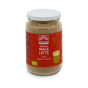 Latte Maca BIO 160gr. Mattisson