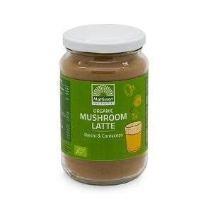 Latte Mushroom BIO 160gr. Mattisson