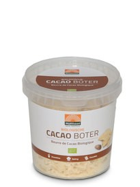 Mattisson cacaoboter BIO 300 gram