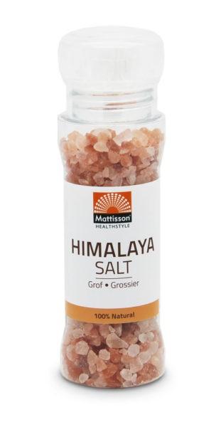 Mattisson Himalaya zout grof molen 180 gram