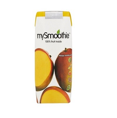 Smoothie mango 250ml. mySmoothie